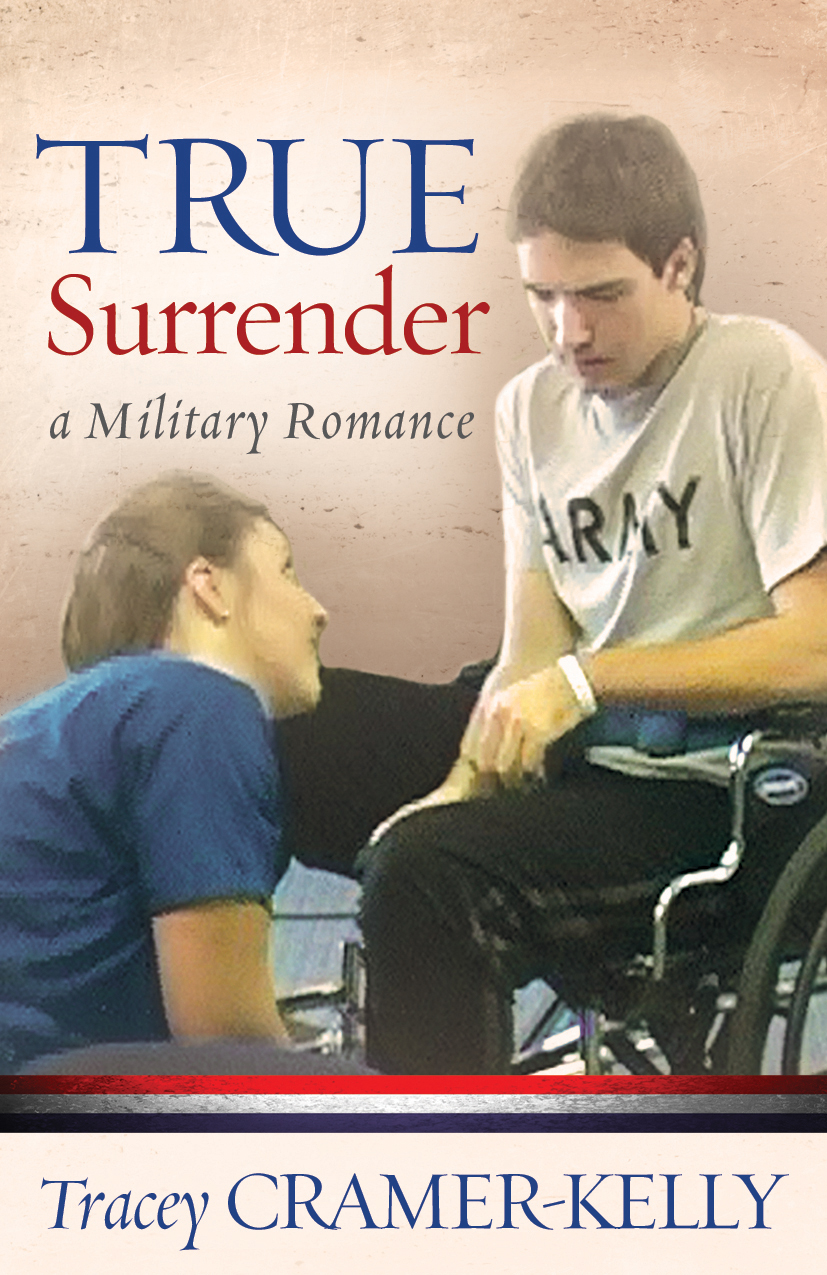 "New ""True Surrender"" Cover in Time for Veteran's Day"