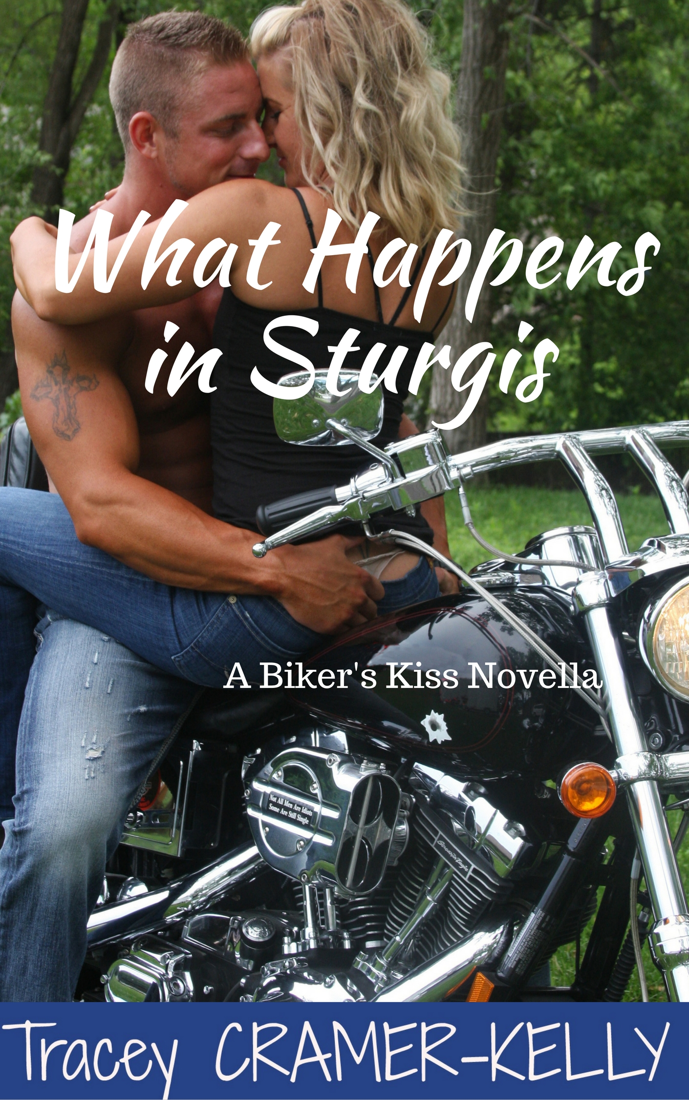 What Happens in Sturgis is FREE! (and Has a New Cover I'm in Love With)