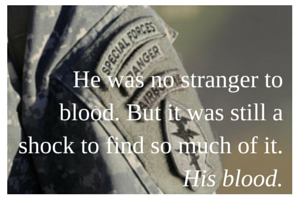 He was certainly no stranger to blood.