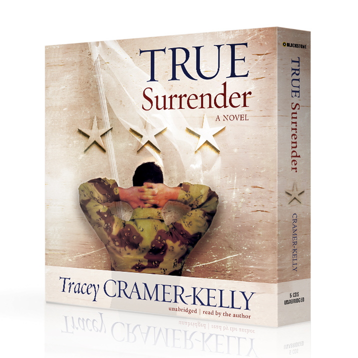 True Surrender Audiobook Now Available in CD!