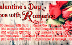 Fall in Love with Romance (a Party!) Friday Feb 3