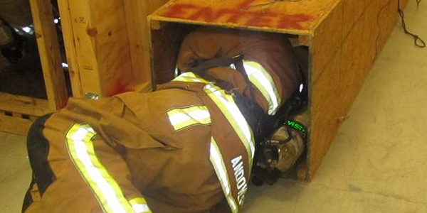 Firefighter Files: You Want me to Fit Through WHERE?